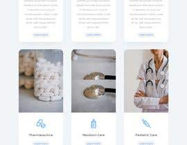 #142 untuk Pharmacy  Retail eCommerce Site Design oleh tanjina4