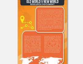 #19 untuk Create an Infographic oleh felixdidiw
