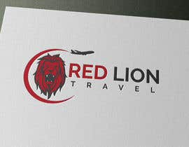 #214 untuk A logo for Red Lion Travel oleh graphicdesigne1