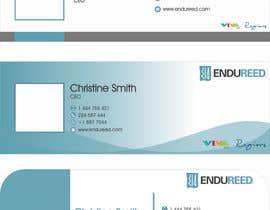 Nro 4 kilpailuun Design an Email Signature käyttäjältä gonzalitotwd