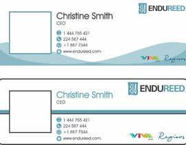 Nro 10 kilpailuun Design an Email Signature käyttäjältä gonzalitotwd