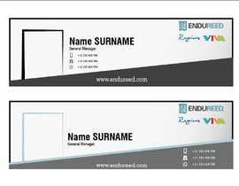 Nro 16 kilpailuun Design an Email Signature käyttäjältä TolunayKaragoz
