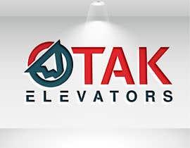 #379 for OTAK FOR ELEVATORS LOGO AND COOPERATE IDENTITY af goldenrose3264