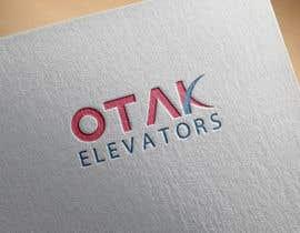 #386 for OTAK FOR ELEVATORS LOGO AND COOPERATE IDENTITY af shamimahamed7528