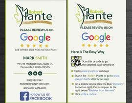 #28 cho Leave Us a Review Business Card bởi twinklle2