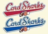 Logo Design for our new sports card shop!  CARD SHARKS! için Graphic Design105 No.lu Yarışma Girdisi