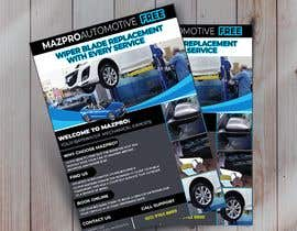 #65 for A5 Flyer to be mailed out to prospect customers af youshohag799