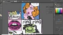 Graphic Design Contest Entry #19 for Pop Art Vector Design Needed