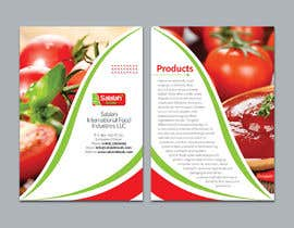 #14 for Salalah Foods Flyer by deepakshan
