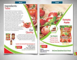 #16 for Salalah Foods Flyer by HarunBoni