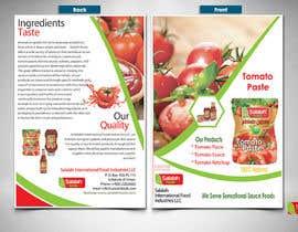 #16 untuk Salalah Foods Flyer oleh HarunBoni