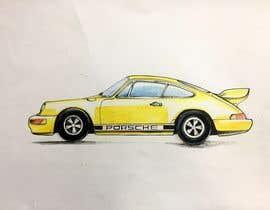 ravin517 tarafından Car Illustration için no 37