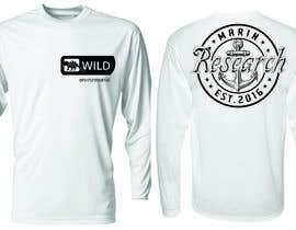 hasembd tarafından T-shirt design - marine research company için no 121