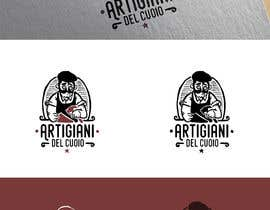 #121 for Design a cartoon logo and a special font for a handmade leather shoes brand by milmauro