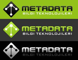nº 5 pour Logo Design for Metadata par jai07