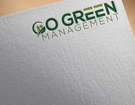 #40 untuk Go Green Management is a company that needs a professional logo oleh hossainsharif893