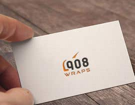 #98 for LOGO DESIGN - 908 Wraps by ngraphicgallery