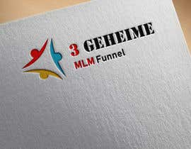 #136 for Design a new logo for my new Product '3 Geheime MLM Funnel' by tabassum2000
