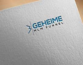 #130 for Design a new logo for my new Product '3 Geheime MLM Funnel' by mynameislotif