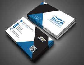 Nro 358 kilpailuun Design a business card käyttäjältä naveedahm09