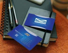 Nro 366 kilpailuun Design a business card käyttäjältä ummulsayeda