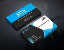 Nro 360 kilpailuun Design a business card käyttäjältä khbabu19812017