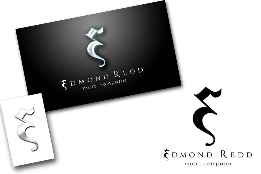 #1 for Logo Design for Edmond Redd- Music Composer by zetabyte