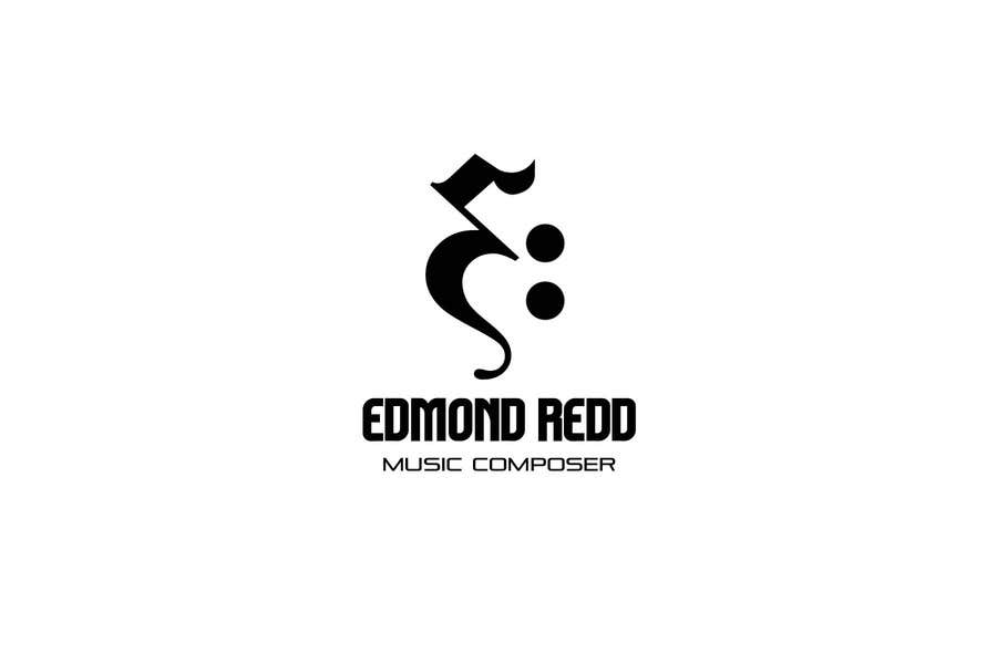 #24 for Logo Design for Edmond Redd- Music Composer by zetabyte