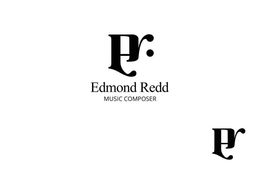 #50 for Logo Design for Edmond Redd- Music Composer by zetabyte