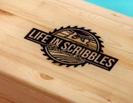 """#199 for Logo design - """"Life in Scribbles"""" af eddesignswork"""