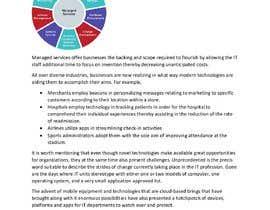 #10 para Need write up for Managed Services por emense