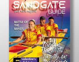 #22 untuk Magazine Cover oleh resumedesigner