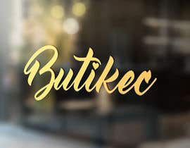 Nro 85 kilpailuun LOGO for a BABY 2ND HAND SHOP named BUTIKEC käyttäjältä robsonpunk