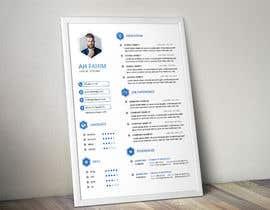 #11 untuk Resume Design oleh ahfahimm