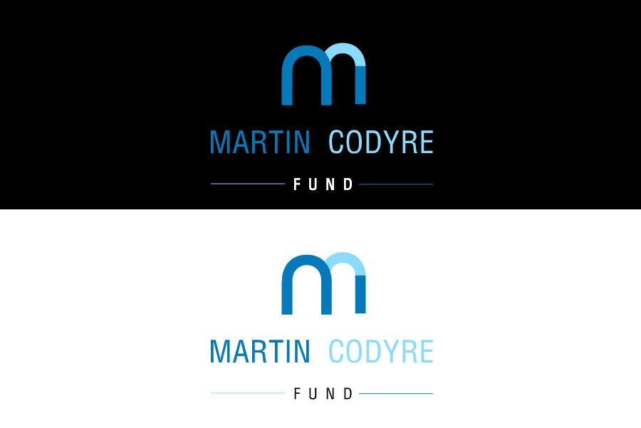 Kilpailutyö #                                        10                                      kilpailussa                                         Logo Design for Martin Codyre Fund