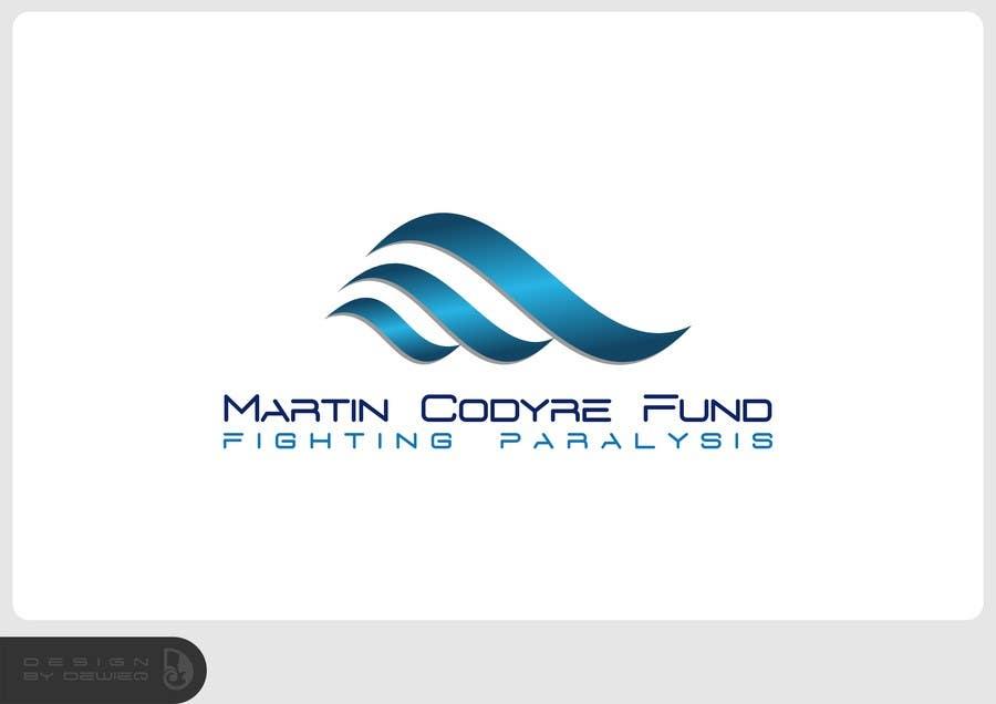Kilpailutyö #                                        105                                      kilpailussa                                         Logo Design for Martin Codyre Fund