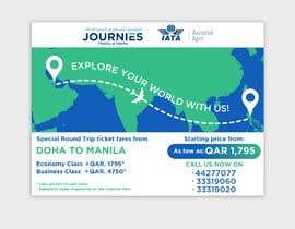 #7 untuk Ad for instgram & Facebook Advertisment use - Travel Agency Ad oleh danijelaradic
