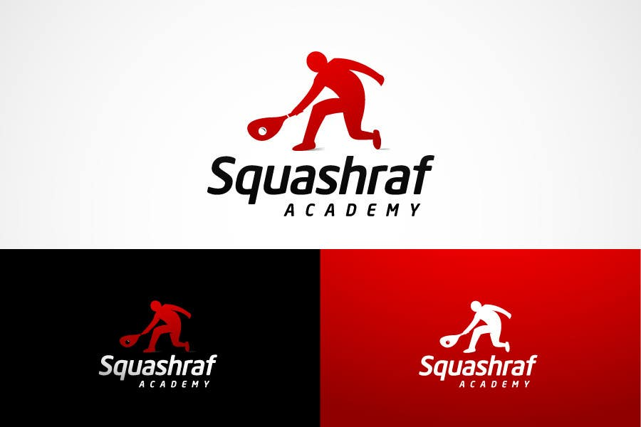 #7 for Squashraf Academy by BrandCreativ3