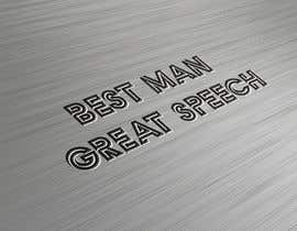 #16 for LOGO for website (speech writing) by justshahinkhan00