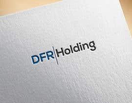 #48 untuk Logomarca da DFR Holding oleh Mahbub357