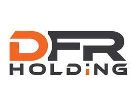 #44 untuk Logomarca da DFR Holding oleh kalamazad1261
