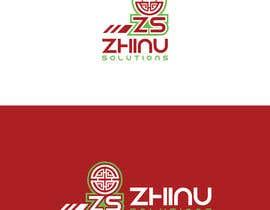 #37 para Professional Logo Design for Zhinu Solutions / Diseño de Logotipo Profesional para Zhinu Solutions de ismaelmohie