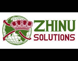 #43 para Professional Logo Design for Zhinu Solutions / Diseño de Logotipo Profesional para Zhinu Solutions de DGBlancaHerrera