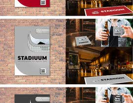 #1 for Merchandise Pack Designs (Bar Mat, Coaster, Poster) by caitlinwillow
