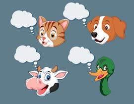 rsraselri tarafından Illustration of four animals için no 31