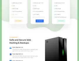 """#38 untuk Professional website for a law firm. Relevant, clean, dark green and grey themes. Technology, """"shelter in the storm"""" themes. Need at least 10 pages. oleh sharifkaiser"""
