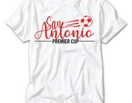 #68 untuk San Antonio Premier Cup T Shirt Designs oleh jibon710