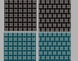 Nro 10 kilpailuun Help create 5 x RUG designs / patterns for ottomon shaped furniture käyttäjältä ConceptGRAPHIC