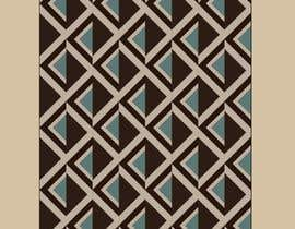 #12 for Help create 5 x RUG designs / patterns for ottomon shaped furniture by ConceptGRAPHIC