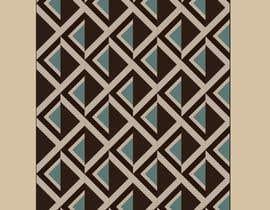 Nro 12 kilpailuun Help create 5 x RUG designs / patterns for ottomon shaped furniture käyttäjältä ConceptGRAPHIC